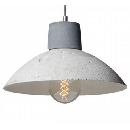 Oryginalna lampa z betonowa Korta 3 Concrete