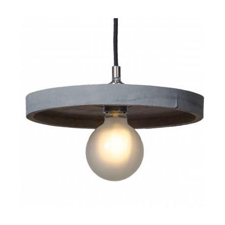 Prosta lampa betonowa PRIMITIVO