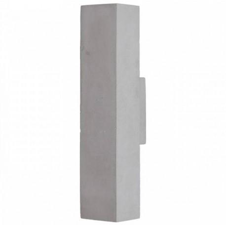 Nowoczesny kinkiet betonowy TRAK