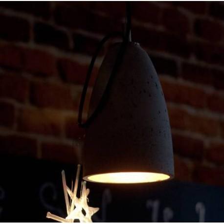 Mała  lampa betonowa FEBE S