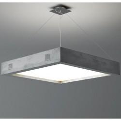 Betonowa lampa wisząca GEO 34 - CLEONI