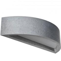 Kinkiet OMEGA 40, beton - CLEONI