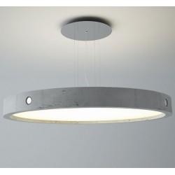 Supernowoczesna lampa z betonu OMEGA 600, CLEONI