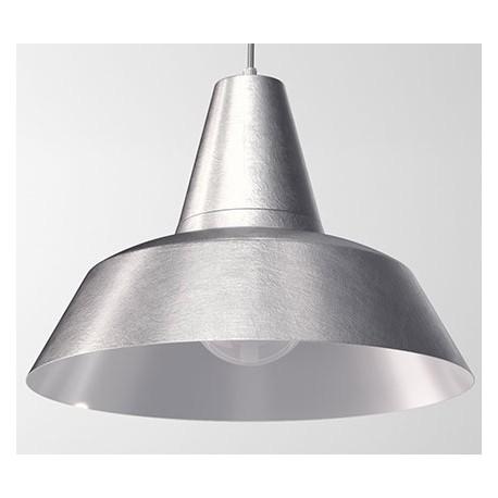 Srebrna lampa wisząca GELSOMINO