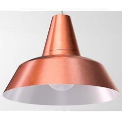 Miedziana lampa wisząca GELSOMINI - CLEONI