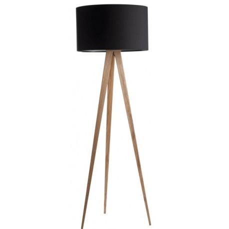 Drewniany tripod marki Zuiver - Wood black