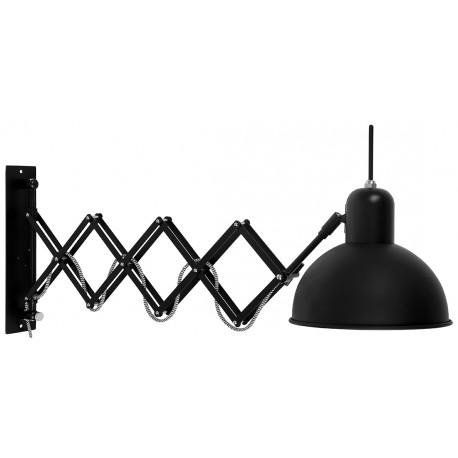 Czarna lampa Aberdeen