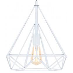 Biała lub czarna lampa wisząca Antwerp - It's About RoMi
