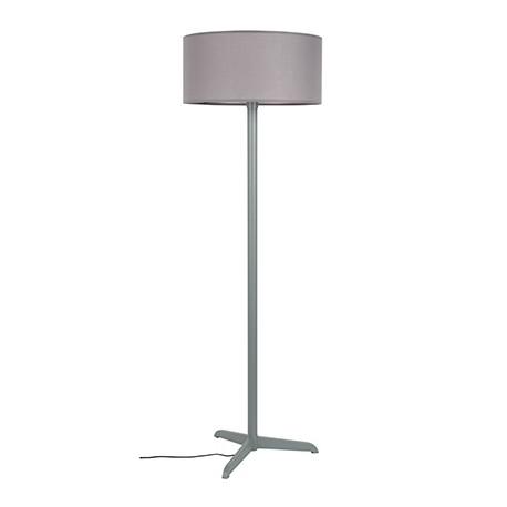 Szara lampa podłogowa SHELBY - ZUIVER