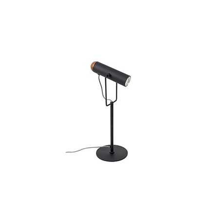 Czarna lampa stołowa MARLON -  ZUIVER