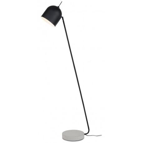 Czarna lampa podłogowa MADRID - It's About RoMi