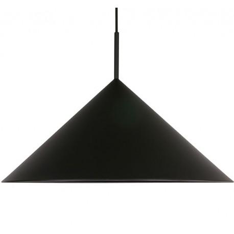 Czarna lampa wisząca TRANGLE - HK Living