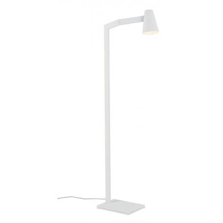 Biała lampa podłogowa Biarritz - It's About RoMi