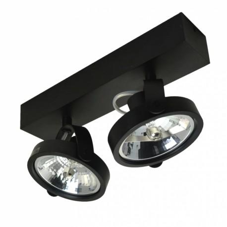 Lampa sufitowa na dwa źródła światła – SPOT GO2