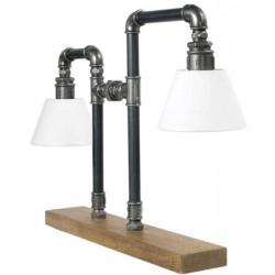 Oryginalna lampa biurkowa podwójna GIE EL