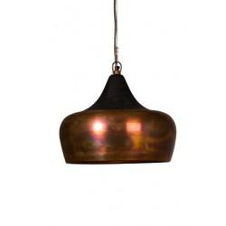Unikatowa lampa wisząca CoCo w kolorze miedzi - Dutchbone