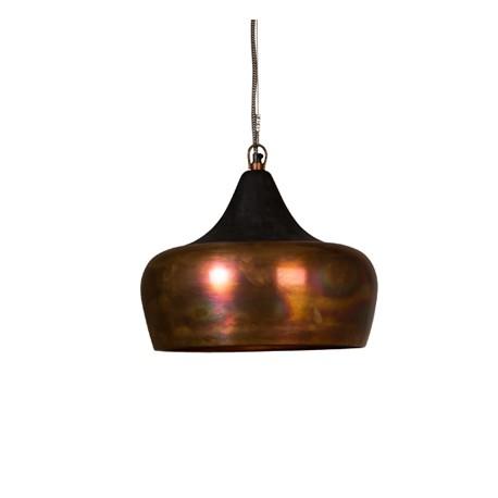 Antyczna Lampa wisząca CoCo miedziana - Dutchbone
