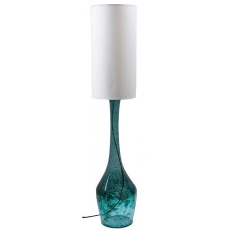 Lampa stołowa GIE EL - turkusowa
