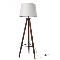 Trójnożna lampa podłogowa RIF - Dutchbone
