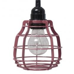 Lampa z włącznikiem LAB Marsala - HK Living