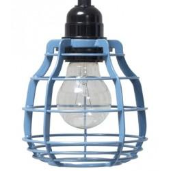 Niebieska lampa wisząca LAB - HK Living