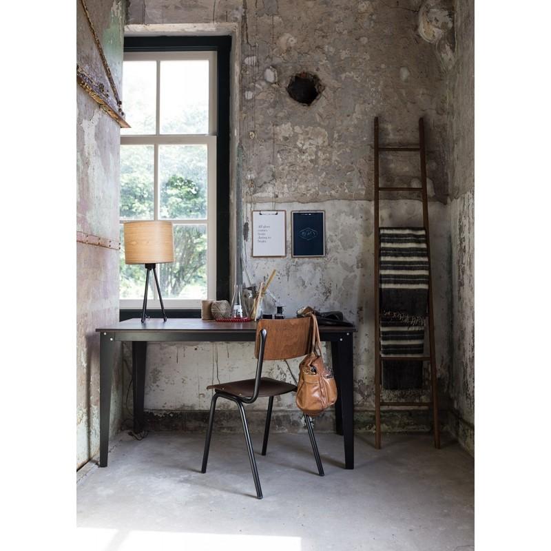 Lampa stołowa do loftu