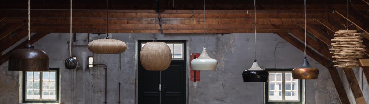 Oryginalne lampy wiszące DUTCHBONE