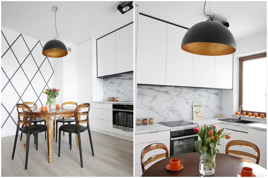Super Nowoczesne oświetlenie wiszące nad stół ⋆ Lampy & Design FE87