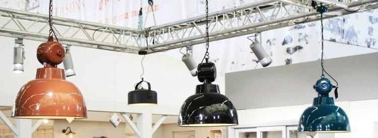 HK Living - lampy Factory