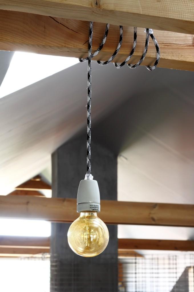 loftowe oświetlenie