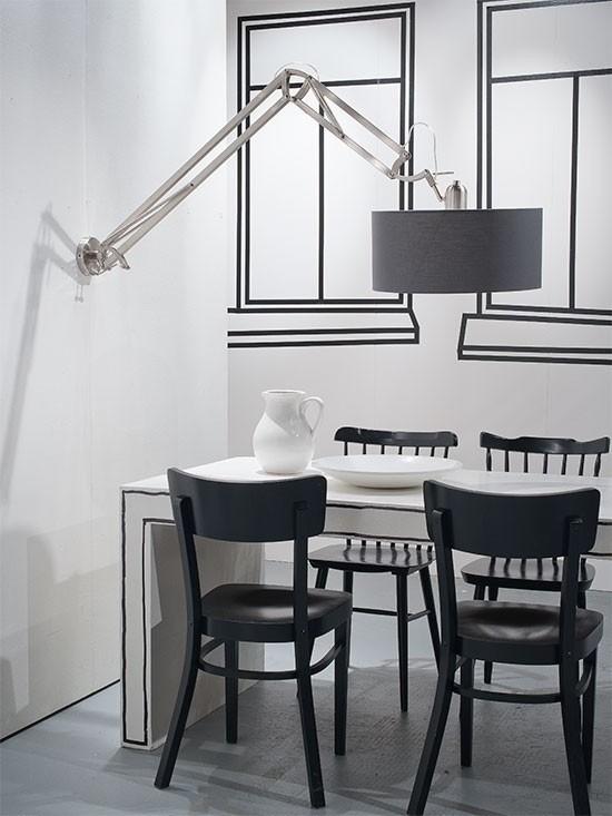 Oświetlenie stołu