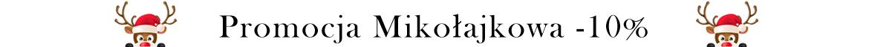 Promocja mikołajkowa w creogic.pl: 10%