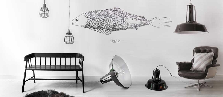 HK living - zabacz kolekcję lamp industrialnych