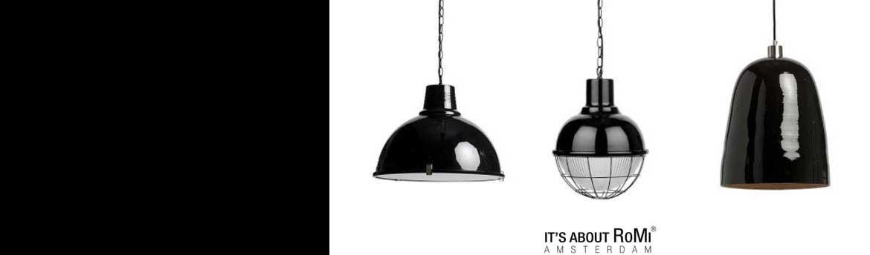 Nowoczesne lampy wiszące firmy It's About Romi i nie tylko